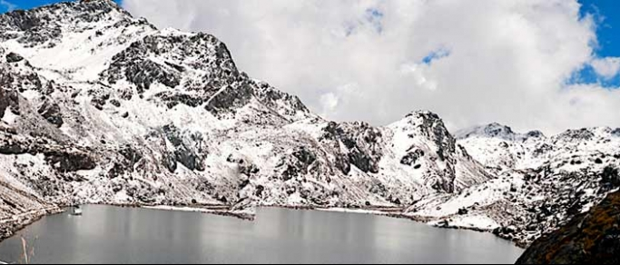 Lake Gosainkund  trek